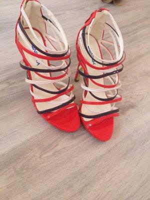 Jennika rote high heels