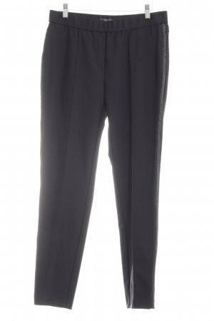 Jenny Pleated Trousers black casual look
