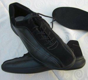 Jenny by Ara Fitness Halbschuhe, Sneaker Gr. 41 schwarz UK 7½ wie neu