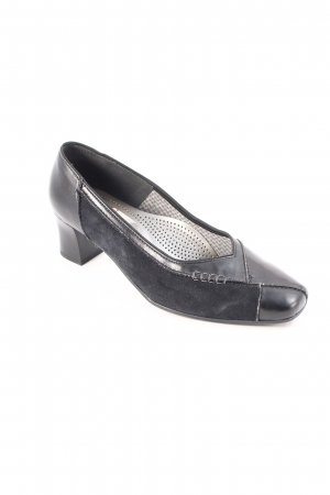 Jenny by ara Pumps schwarz Retro-Look