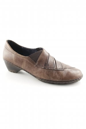 Jenny by ara Slip-on Shoes brown casual look
