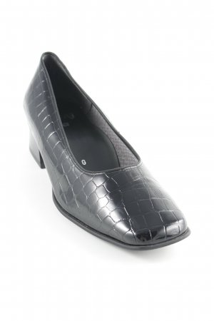 Jenny by ara Loafers zwart elegant