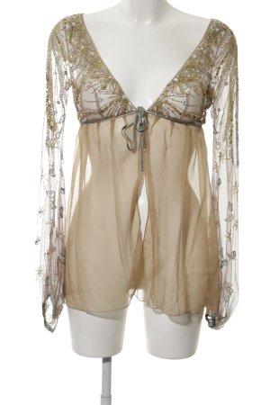 Jenny packham Torera color bronce look transparente