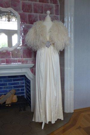 Jenny Packham Gatsby Vintage Brautkleid ivory weiß UK12 dt 36 neu