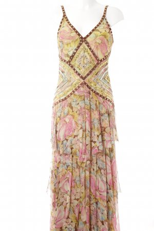 Jenny packham Maxikleid florales Muster Elegant