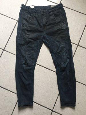 Diesel Jeans boyfriend nero-antracite