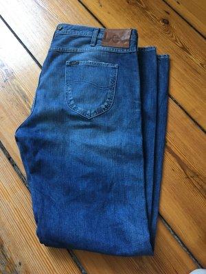 Lee Boyfriend jeans korenblauw
