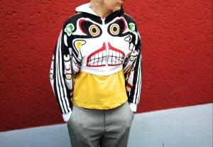 JEREMY SCOTT Adidas Eagle Wing Jacket LIMITED