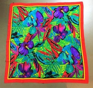 Jérome Leplat Pañuelo de seda multicolor Seda