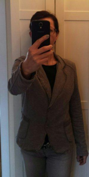 Jersey Blazer aus Italien