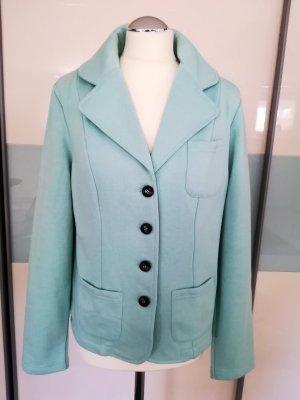 b.p.c. Bonprix Collection Blazer en jersey vert menthe coton