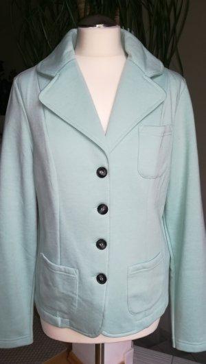b.p.c. Bonprix Collection Blazer in jersey menta Cotone
