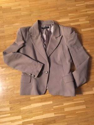 Jersey Blazer in taupe (Gr. L)