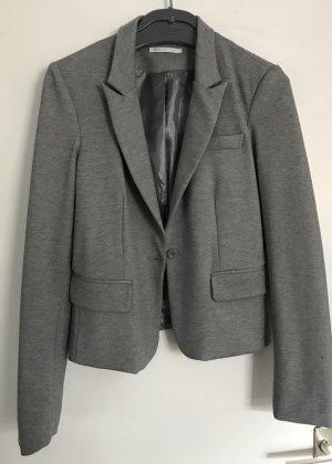 Jersey Blazer Jacke VeroModa only Gr 42 grau