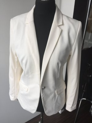 Jersey Blazer klassische Form
