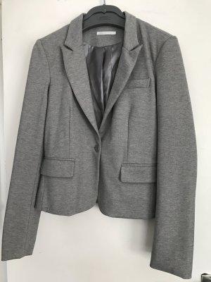Jersey Blazer ONLY • Gr 40 • top Zustand • grau meliert