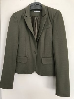 Jersey Blazer ONLY • Gr 40 • top Zustand • Kaki grün