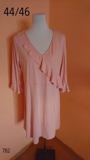 Bodyflirt Jerseyjurk roze