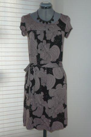 Jersey-Kleid, Hängerkleid, A-Linie, Größe 38