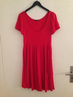 Jersey Kleid im Hängerchen-Look