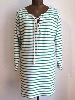 Jersey Kleid mit Streifen von French Connection, Gr. 40