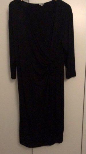 Jersey Kleid schwarz