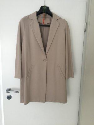 Jersey Mantel beige
