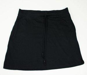 Jersey Minirock Gr, S (36/38) schwarz, ungetragen