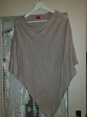 s.Oliver Poncho beige