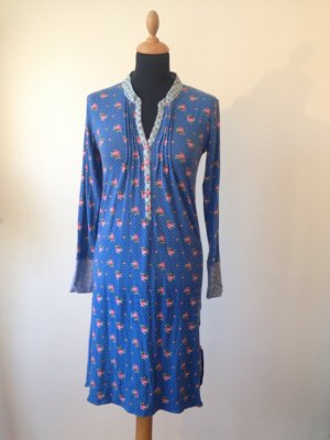 Jersey Schlupfkleid Shirtdress Stretch Viskose Holland Amsterdam Muster farbe