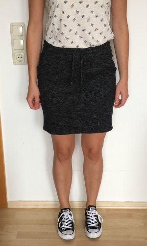 Blue Motion Stretch Skirt dark grey