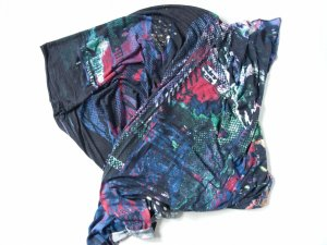 H&M Foulard multicolore viscose