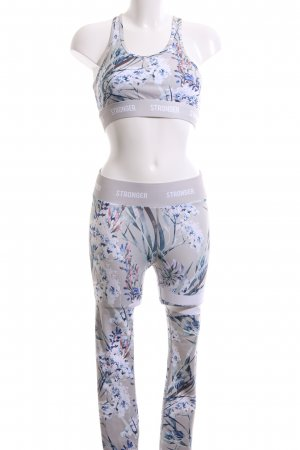 Twin Set tipo suéter floral pattern athletic style
