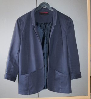 Jerseyblazer dunkelblau Tom Tailor Denim