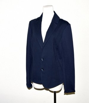 Jerseyblazer - Jacke - dunkelblau von Comma Gr.42