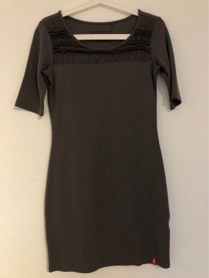 edc Jersey Dress grey violet
