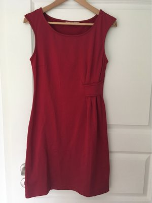 Anna Field Jersey Dress bordeaux-dark red