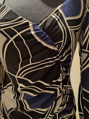 Jerseykleid aus reiner Seide NEU