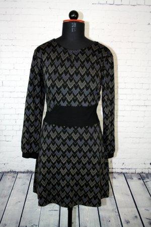 Jerseykleid Costura Made in Berlin Wie Neu Gr M/38 50s 60s Streetstyle Blogger