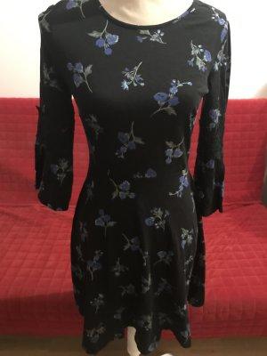 Jerseykleid mit floralen Muster von Dorothy Perkins Gr. 38