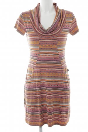 Jerseykleid Mustermix Casual-Look