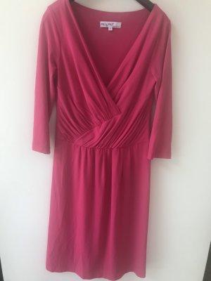 Piu Jersey Dress pink spandex