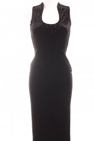 Jerseykleid schwarz Casual-Look
