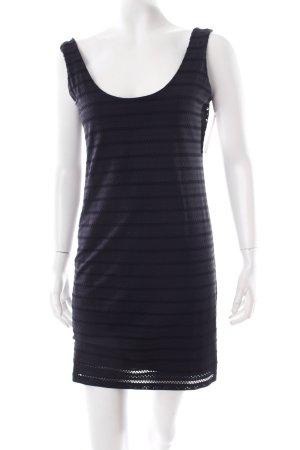 Jerseykleid schwarz Street-Fashion-Look