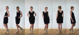 Jerseykleid, Tulpenrock, 40-44