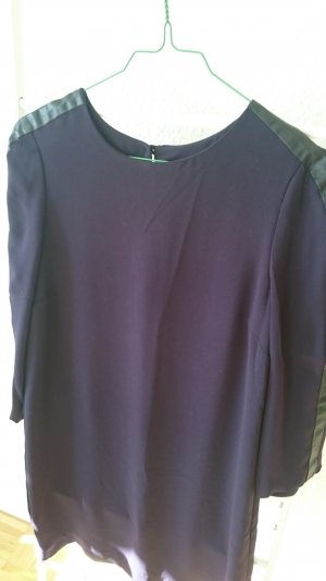 Jerseykleid violett, Zara