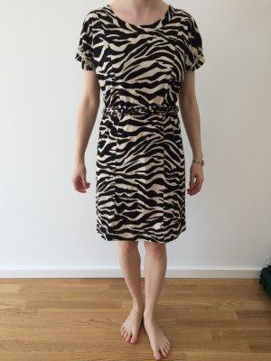 Jerseykleid Zebra Trend