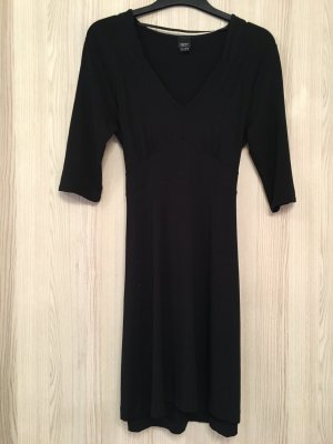 Jerseykleid zum Binden von Esprit Gr.S mit 3/4-Ärmeln