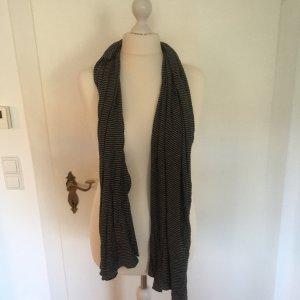 Jerseyschal in grau/schwarz