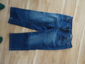 C&A Jeans 3/4 bleu